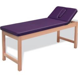 Mesa para masaje...