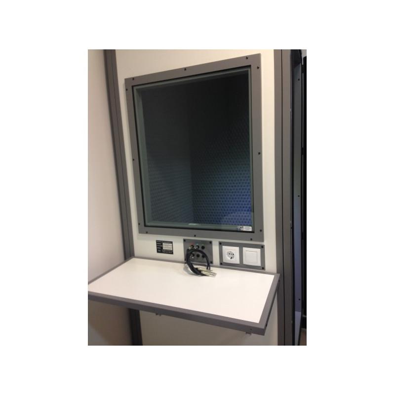 Cabina audiológica C32-B de 100x100x205 - SST2004