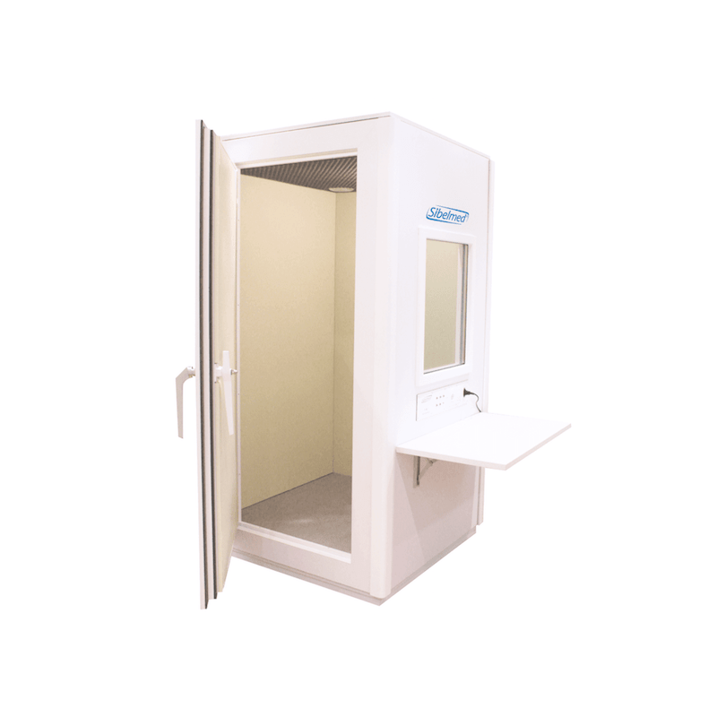 Cabina audiometría insonorizada S40 SIBELMED