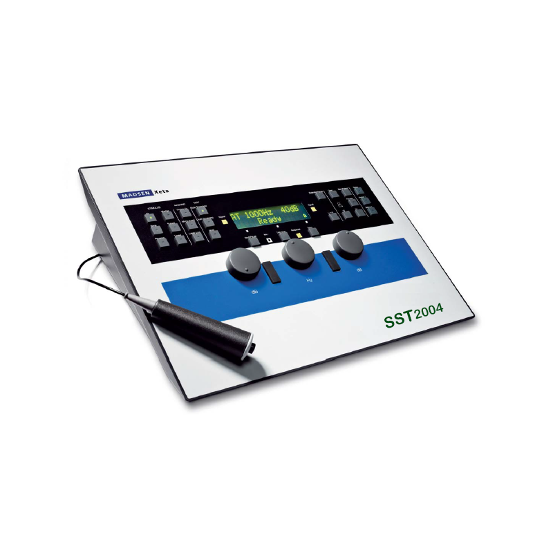 Audiómetro clínico 2 canales Xeta Madsen