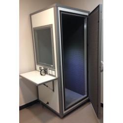 Cabina audiometria C32