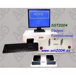Equipo Psicotécnico Asde Driver Test N-845 - SST2004